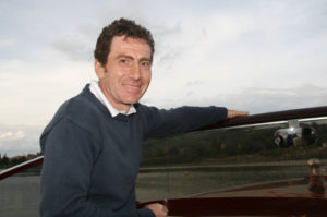 Gianluca Cecchetti, Cnt Boat founder